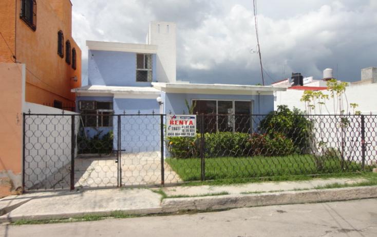 Foto de casa en venta en  , fracciorama 2000, campeche, campeche, 1397777 No. 01