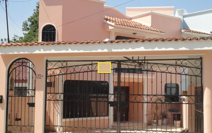 Foto de casa en renta en  , framboyanes, centro, tabasco, 1138197 No. 01