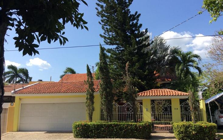 Foto de casa en venta en  , framboyanes, centro, tabasco, 2035936 No. 01