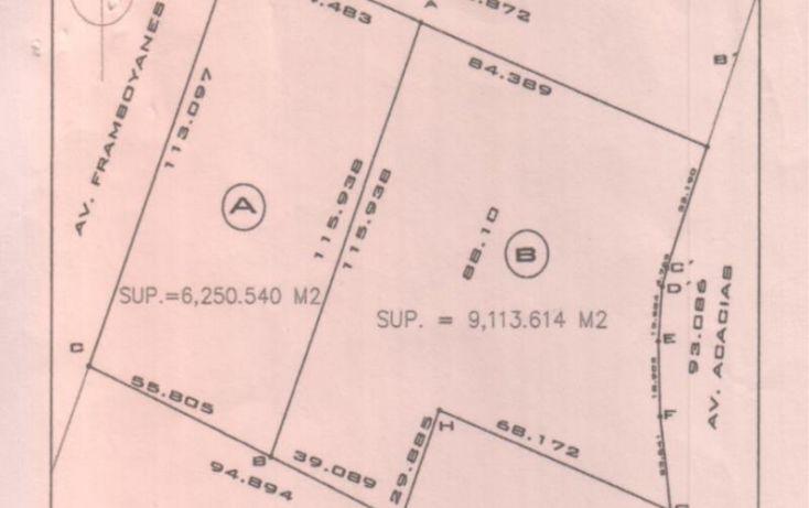 Foto de terreno comercial en venta en framboyanes y acacia, 2 lomas, veracruz, veracruz, 1785100 no 01