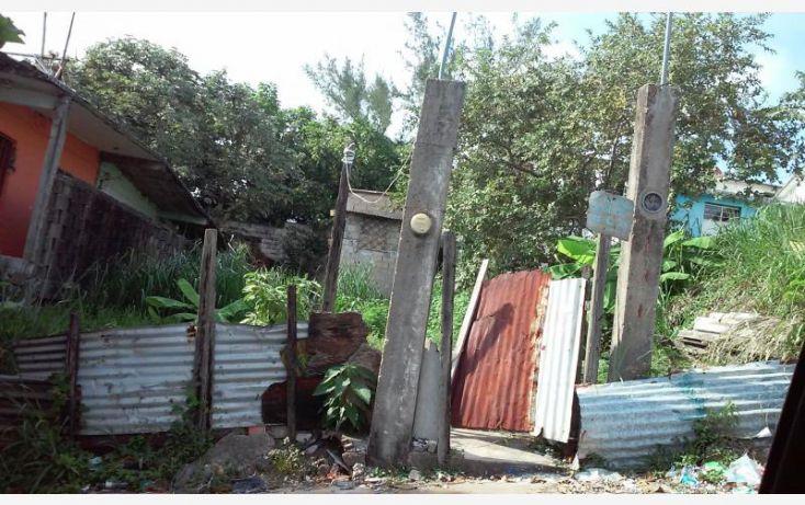 Foto de terreno habitacional en venta en francisco carrillo puert 504 de, infonavit vista al mar, coatzacoalcos, veracruz, 1324119 no 02