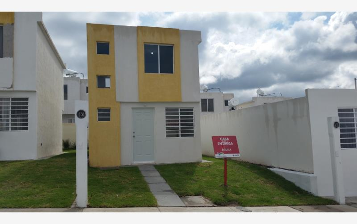 Foto de casa en venta en francisco de j. herrera l. 201, rinconada pozo bravo, aguascalientes, aguascalientes, 1065945 No. 01