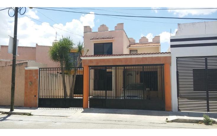 Foto de casa en venta en  , francisco de montejo ii, m?rida, yucat?n, 1971612 No. 01