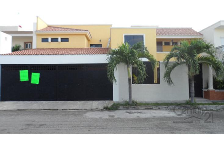 Foto de casa en venta en  , francisco de montejo iii, mérida, yucatán, 1719332 No. 01