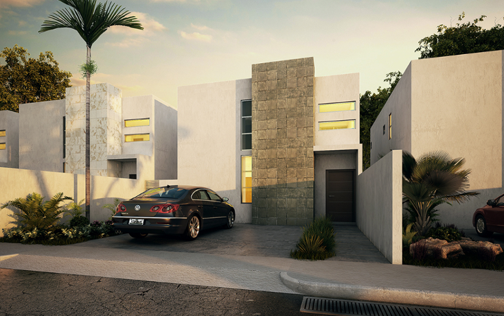 Foto de casa en venta en  , francisco de montejo, mérida, yucatán, 1043915 No. 01
