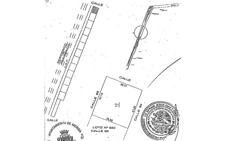 Foto de terreno comercial en renta en  , francisco de montejo, m?rida, yucat?n, 1048905 No. 03