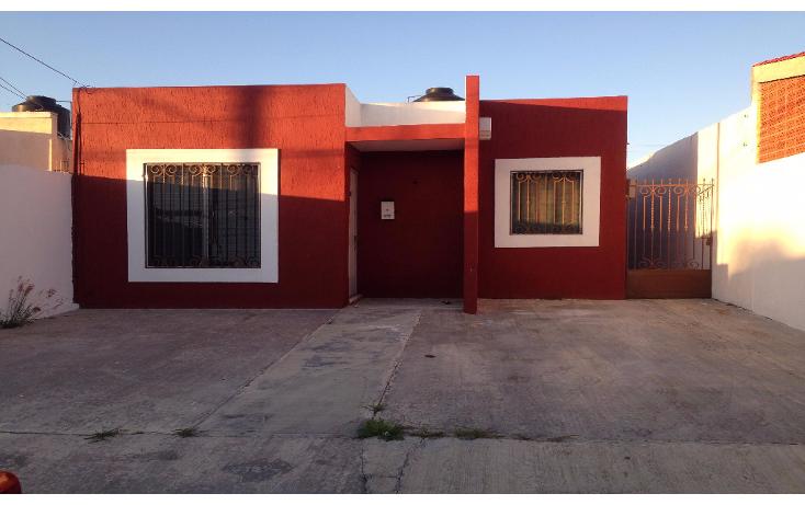 Foto de casa en venta en  , francisco de montejo, mérida, yucatán, 1052625 No. 01