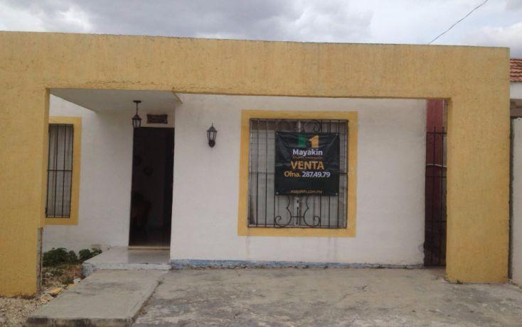 Foto de casa en venta en, francisco de montejo, mérida, yucatán, 1069321 no 01