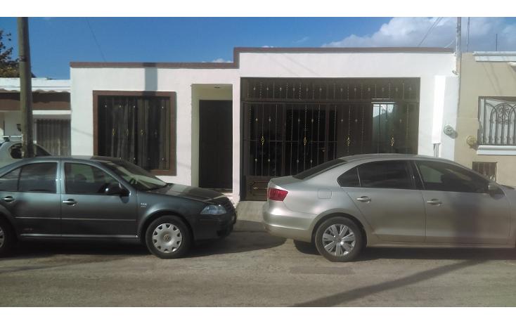 Foto de casa en venta en  , francisco de montejo, mérida, yucatán, 1081781 No. 01