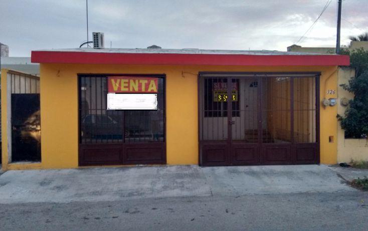 Foto de casa en venta en, francisco de montejo, mérida, yucatán, 1110491 no 01