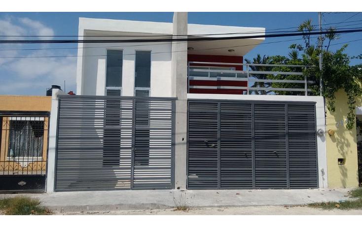 Foto de casa en venta en  , francisco de montejo, mérida, yucatán, 1161695 No. 01