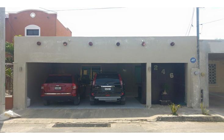 Foto de casa en venta en  , francisco de montejo, mérida, yucatán, 1173215 No. 01