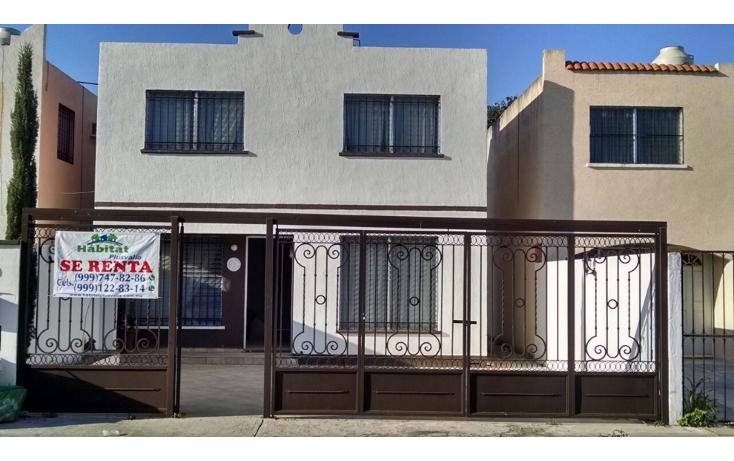 Foto de casa en renta en  , francisco de montejo, mérida, yucatán, 1195715 No. 01