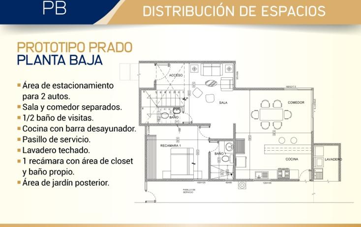 Foto de casa en venta en  , francisco de montejo, mérida, yucatán, 1242601 No. 02