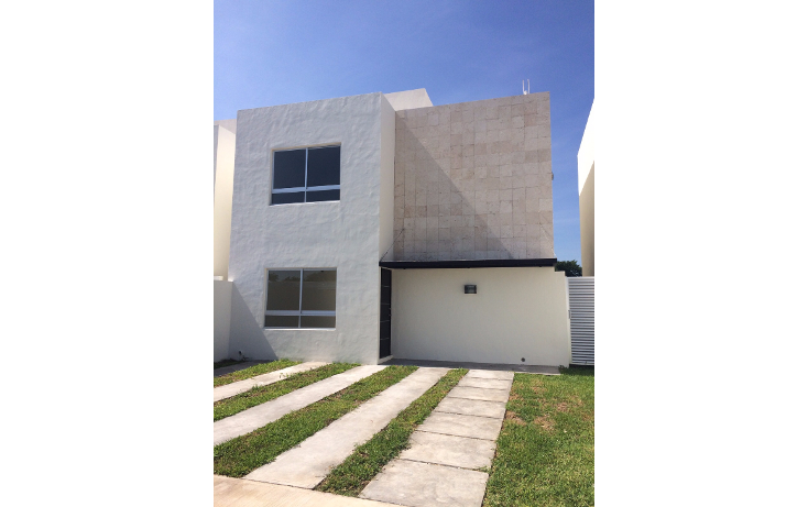 Foto de casa en venta en  , francisco de montejo, m?rida, yucat?n, 1247965 No. 01