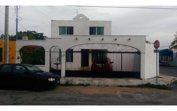 Foto de casa en venta en  , francisco de montejo, m?rida, yucat?n, 1257017 No. 01