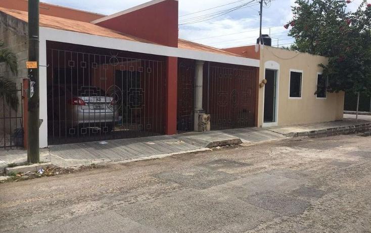 Foto de casa en venta en  , francisco de montejo, mérida, yucatán, 1262595 No. 01