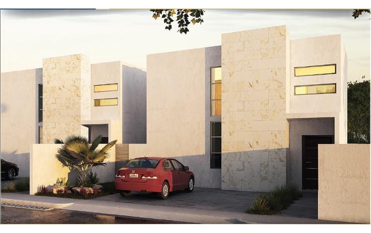 Foto de casa en venta en  , francisco de montejo, mérida, yucatán, 1262767 No. 01