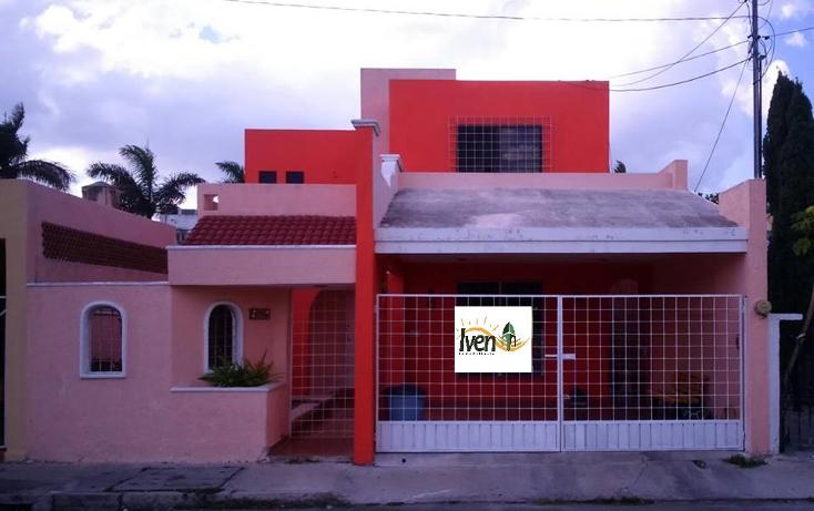 Foto de casa en venta en  , francisco de montejo, m?rida, yucat?n, 1267233 No. 01