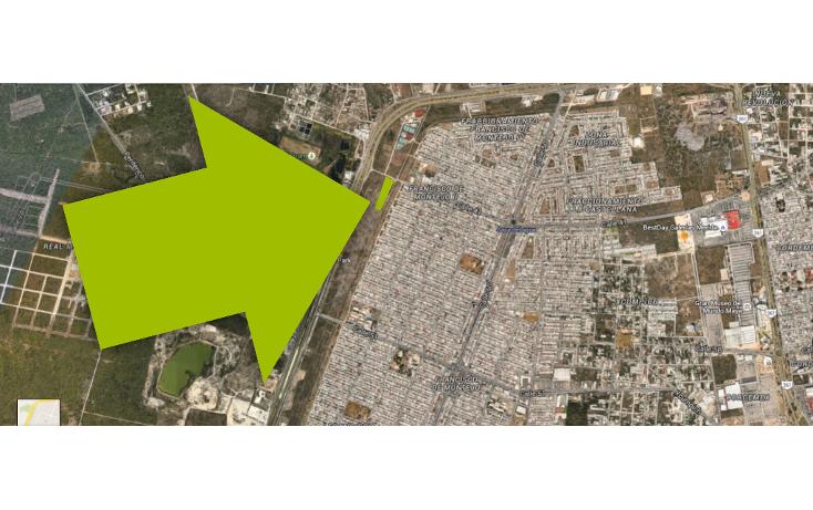 Foto de terreno comercial en venta en  , francisco de montejo, mérida, yucatán, 1300135 No. 01
