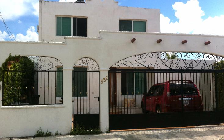 Foto de casa en venta en  , francisco de montejo, m?rida, yucat?n, 1312469 No. 01