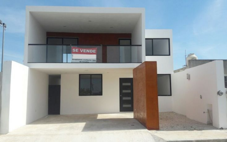 Foto de casa en venta en, francisco de montejo, mérida, yucatán, 1407341 no 01