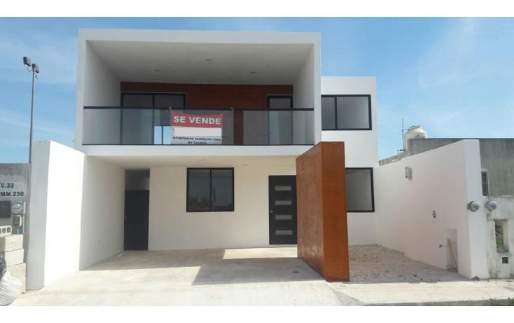 Foto de casa en venta en  , francisco de montejo, m?rida, yucat?n, 1407341 No. 01