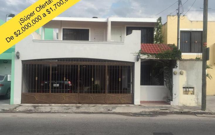 Foto de casa en venta en  , francisco de montejo, mérida, yucatán, 1457551 No. 01