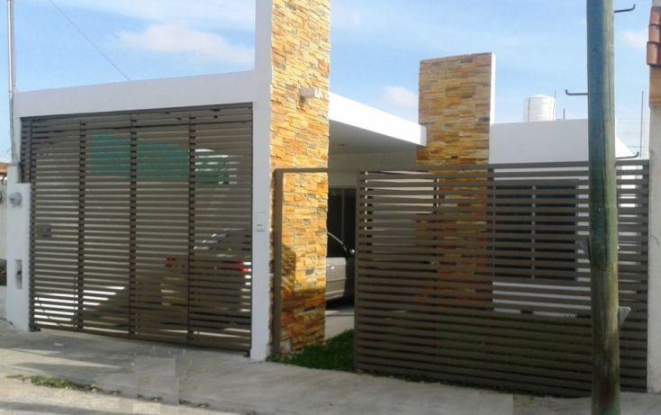 Foto de casa en renta en, francisco de montejo, mérida, yucatán, 1459769 no 01