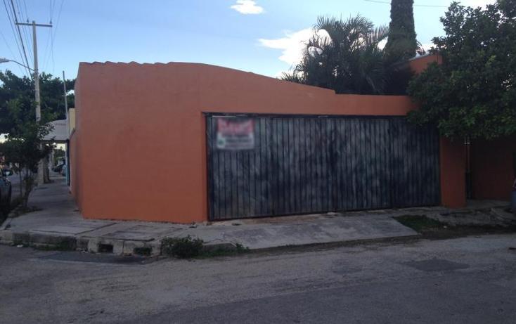 Foto de casa en venta en  , francisco de montejo, mérida, yucatán, 1473269 No. 01