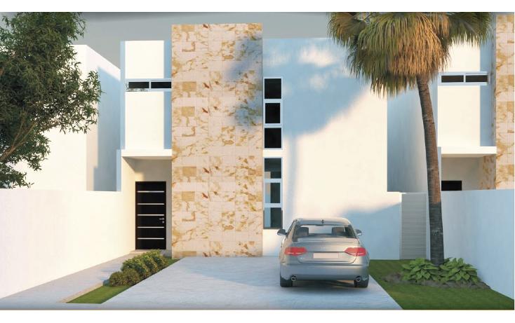Foto de casa en venta en  , francisco de montejo, mérida, yucatán, 1478635 No. 01