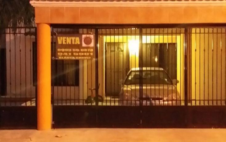 Foto de casa en venta en  , francisco de montejo, mérida, yucatán, 1501225 No. 01