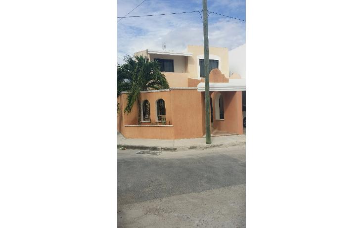 Foto de casa en venta en  , francisco de montejo, mérida, yucatán, 1502841 No. 01