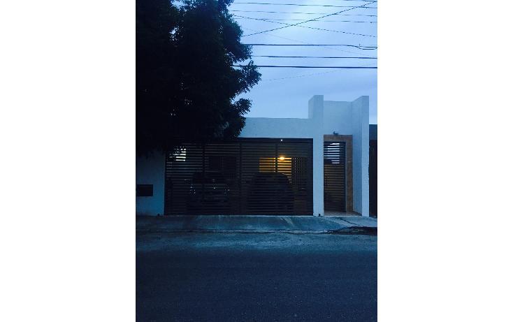Foto de casa en venta en  , francisco de montejo, mérida, yucatán, 1624214 No. 01