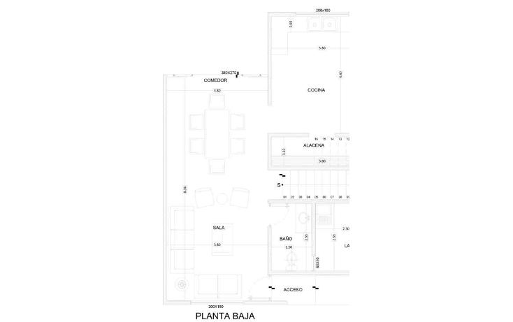 Foto de casa en venta en  , francisco de montejo, m?rida, yucat?n, 1642430 No. 09