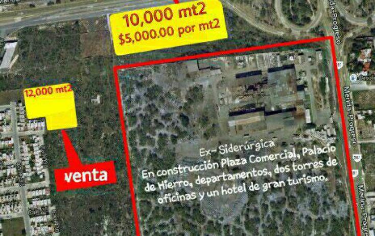 Foto de terreno habitacional en venta en, francisco de montejo, mérida, yucatán, 1646204 no 01