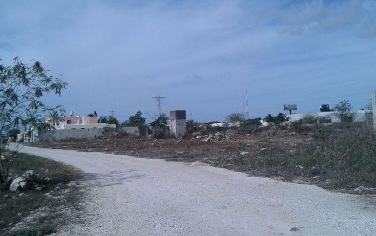 Foto de terreno habitacional en venta en, francisco de montejo, mérida, yucatán, 1646204 no 03