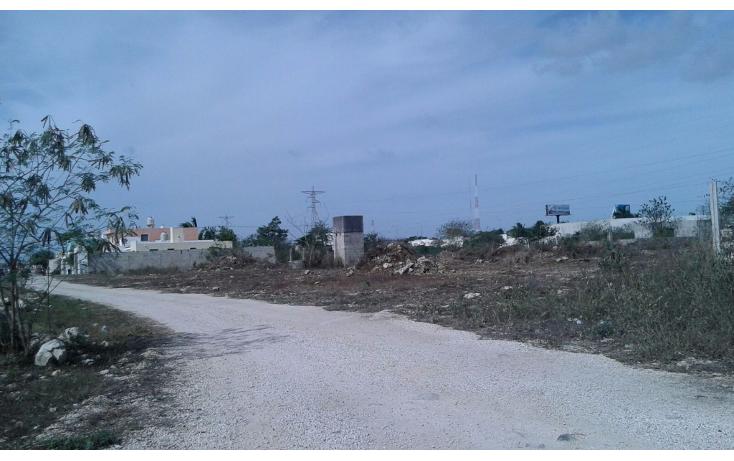 Foto de terreno habitacional en venta en  , francisco de montejo, m?rida, yucat?n, 1646204 No. 03
