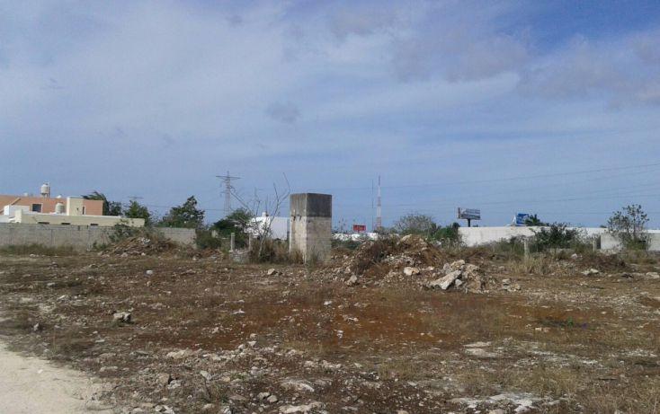 Foto de terreno habitacional en venta en, francisco de montejo, mérida, yucatán, 1646204 no 04