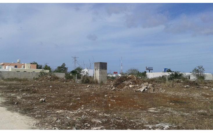 Foto de terreno habitacional en venta en  , francisco de montejo, m?rida, yucat?n, 1646204 No. 04