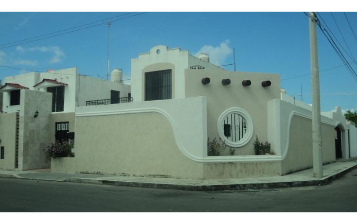 Foto de casa en renta en  , francisco de montejo, mérida, yucatán, 1673546 No. 01