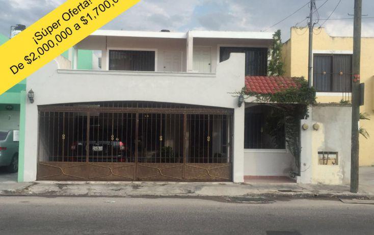 Foto de casa en venta en, francisco de montejo, mérida, yucatán, 1719532 no 01