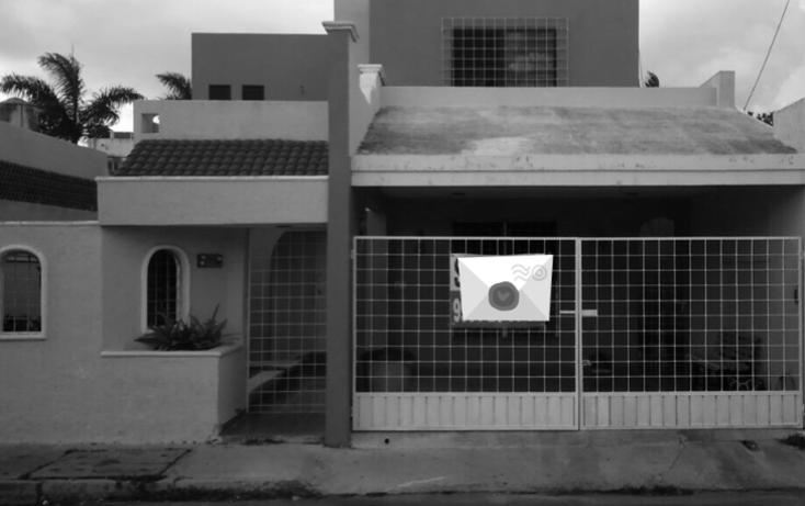Foto de casa en venta en  , francisco de montejo, mérida, yucatán, 1731100 No. 01