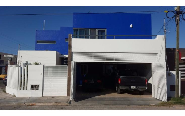 Foto de casa en venta en  , francisco de montejo, m?rida, yucat?n, 1733410 No. 01