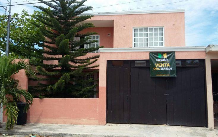 Foto de casa en venta en, francisco de montejo, mérida, yucatán, 1737012 no 01