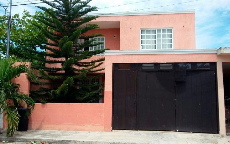 Foto de casa en venta en  , francisco de montejo, m?rida, yucat?n, 1737012 No. 01