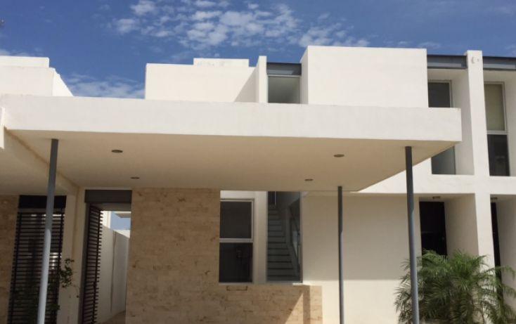 Foto de casa en renta en, francisco de montejo, mérida, yucatán, 1737214 no 01