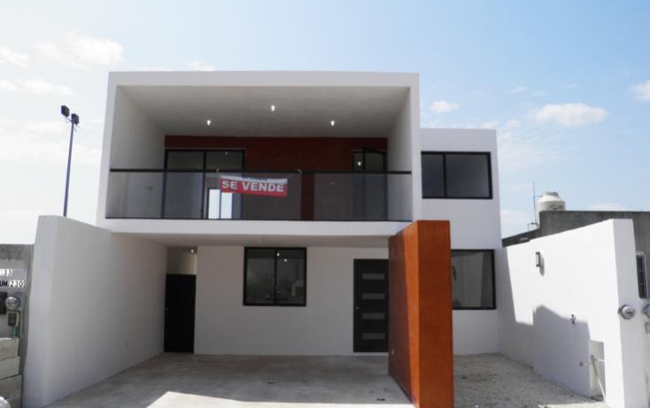 Foto de casa en venta en, francisco de montejo, mérida, yucatán, 1821344 no 01