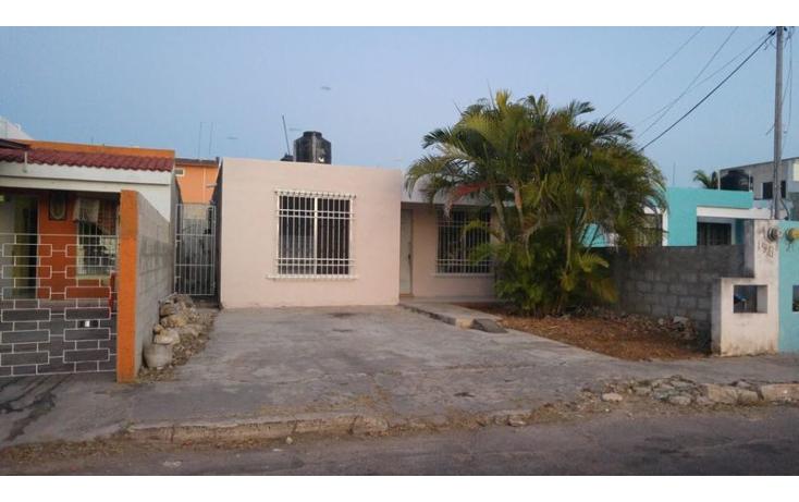 Foto de casa en renta en  , francisco de montejo, mérida, yucatán, 1852790 No. 01