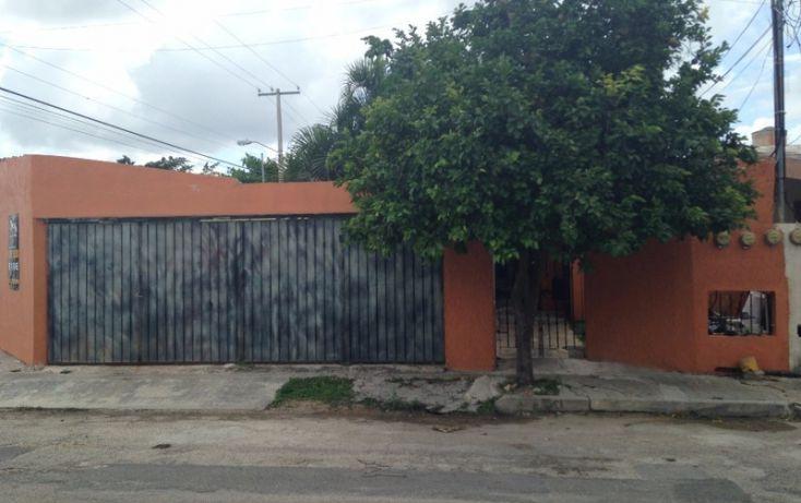 Foto de casa en venta en, francisco de montejo, mérida, yucatán, 1860748 no 01